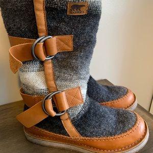 Sorel Chipahko Wool Boots